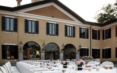 Villa Caproni Vizzola Ticino location matrimoni caterking